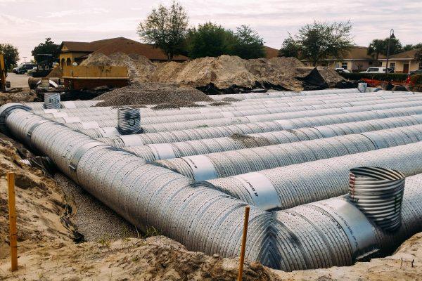Underground Utilities, Fire & Drainage