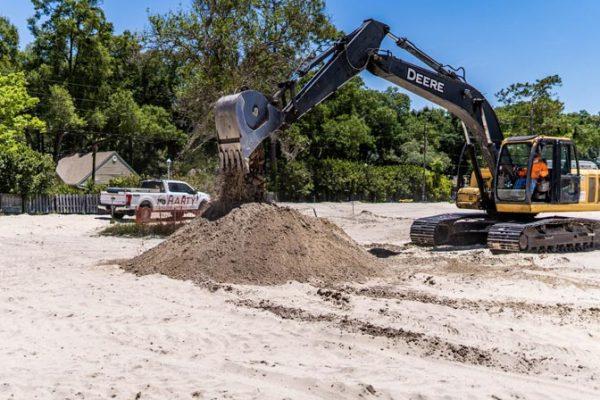 Earthwork, Excavation, Mass Grading
